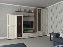 Гостиная модульная №3