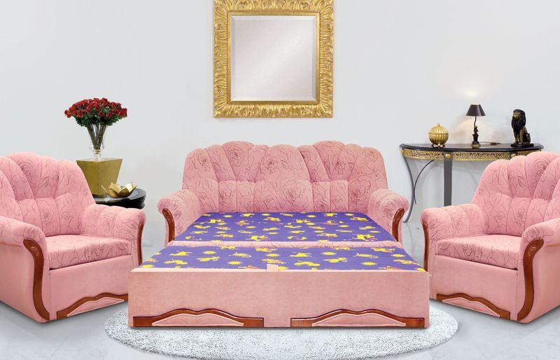 Тюльпан - мини. спальное место