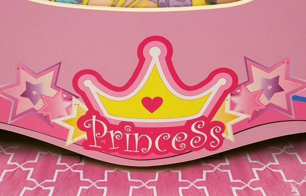 Карета. принцеса
