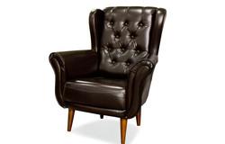 Кресло Николь в кожзаме