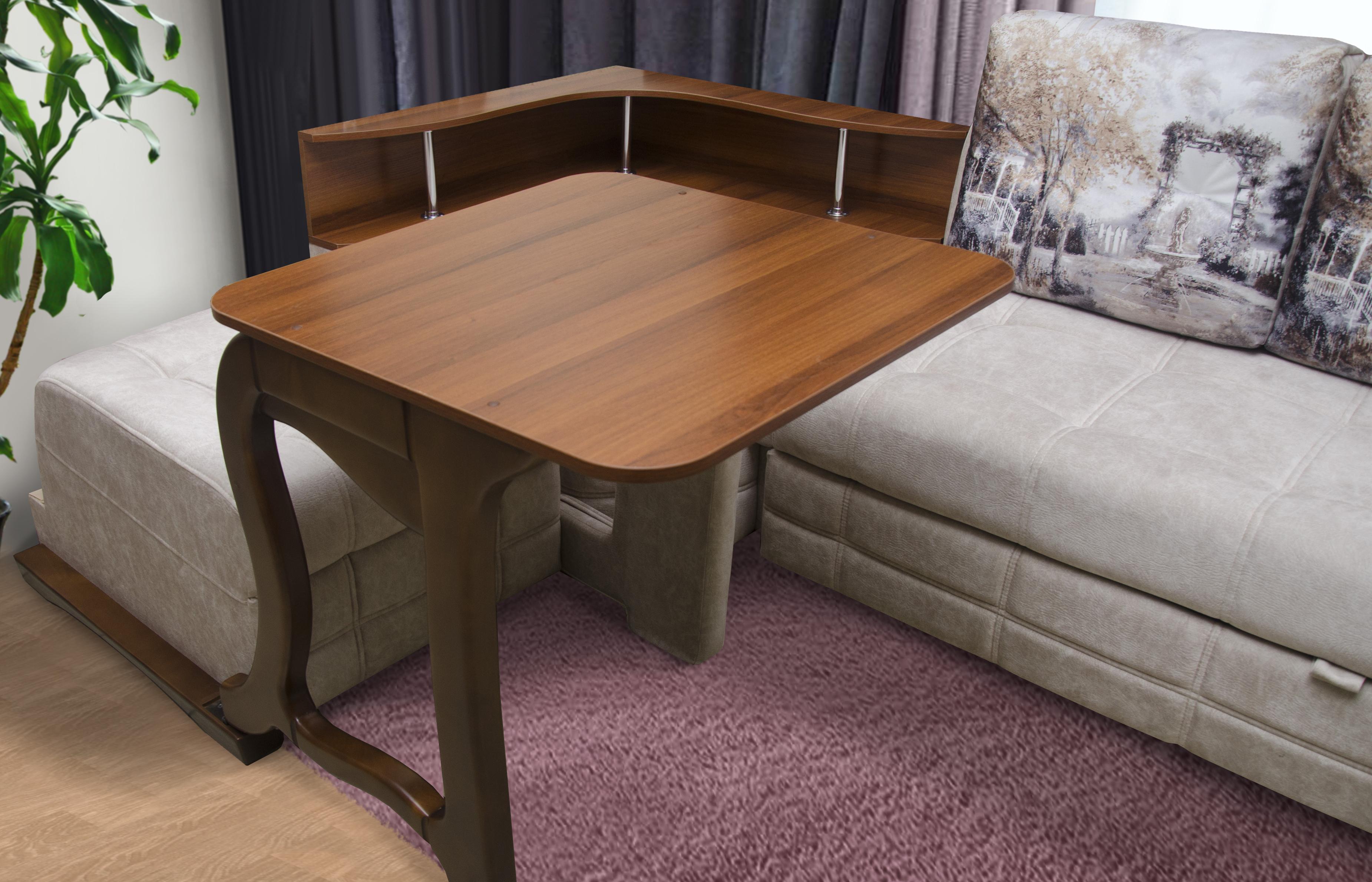 Изабелла угловая столик