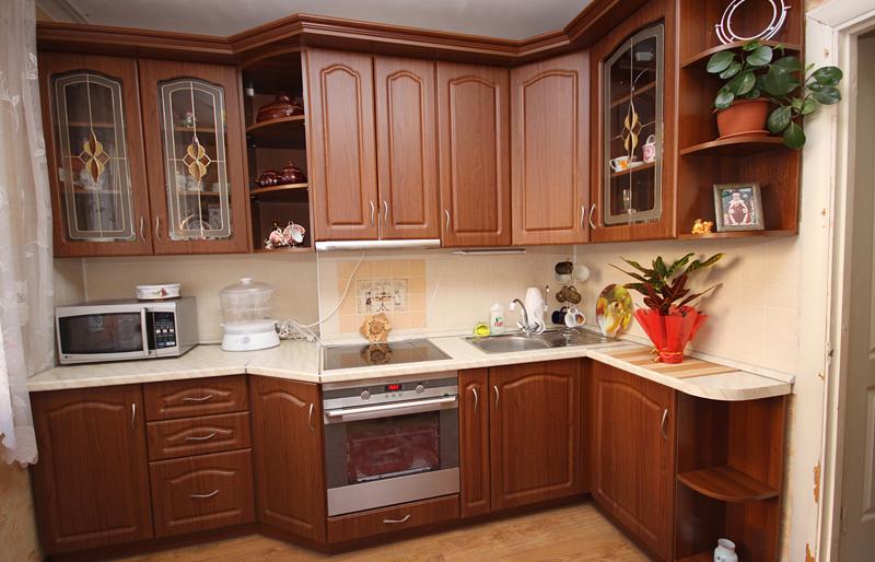 кухонный гарнитур 4