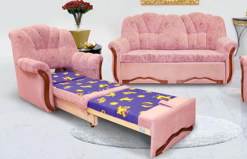 Тюльпан - мини. кресло