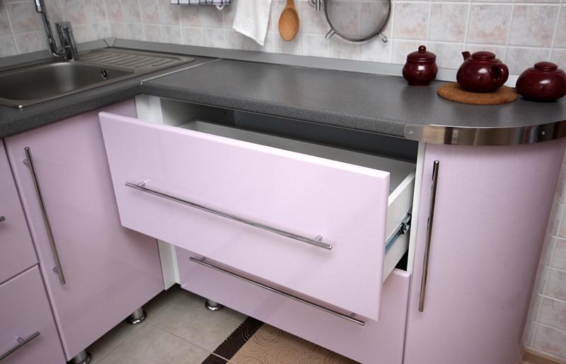 кухонный гарнитур 5. полки