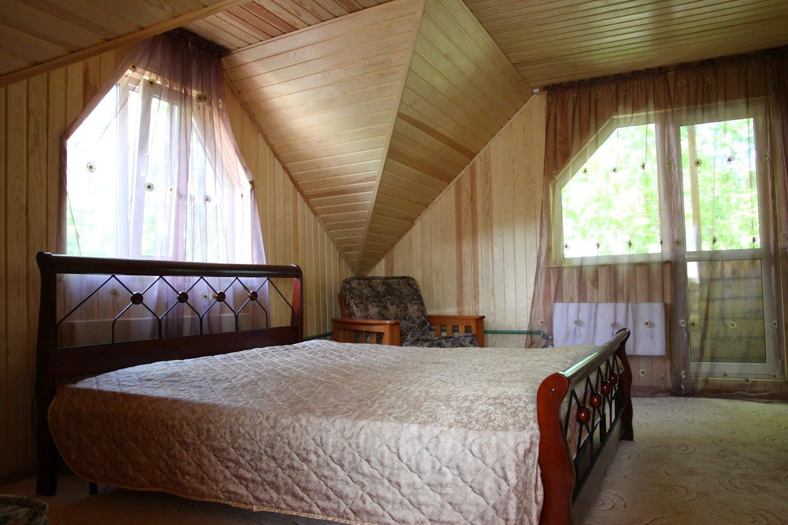 Большой дом(спальня)