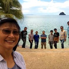 Study trip to Langkawi