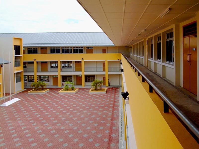 I Jong Architect-SK Kampung Bakam, Miri