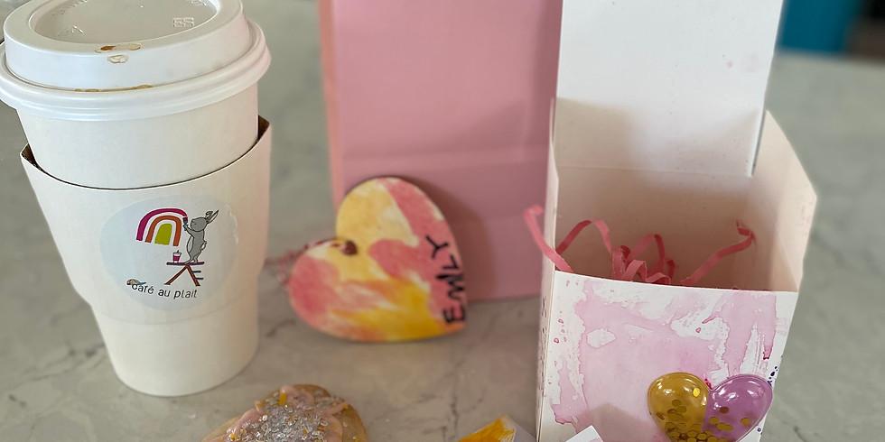 pastel colors valentine's party!