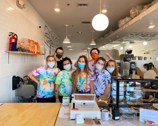 Summer 2020 Staff - Café Au Plait