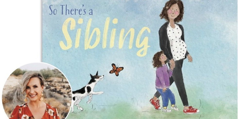 so there is a sibling - author reading + craft!