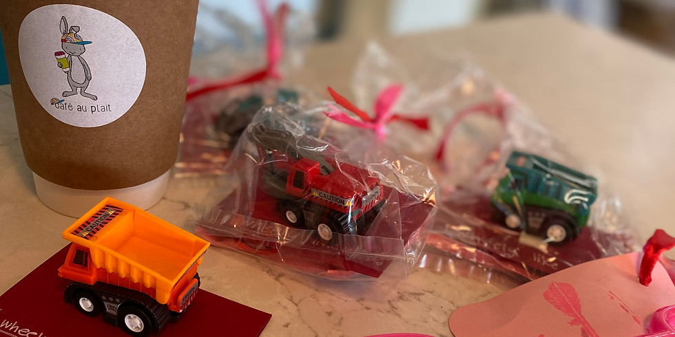make valentines for seniors + their caregivers!