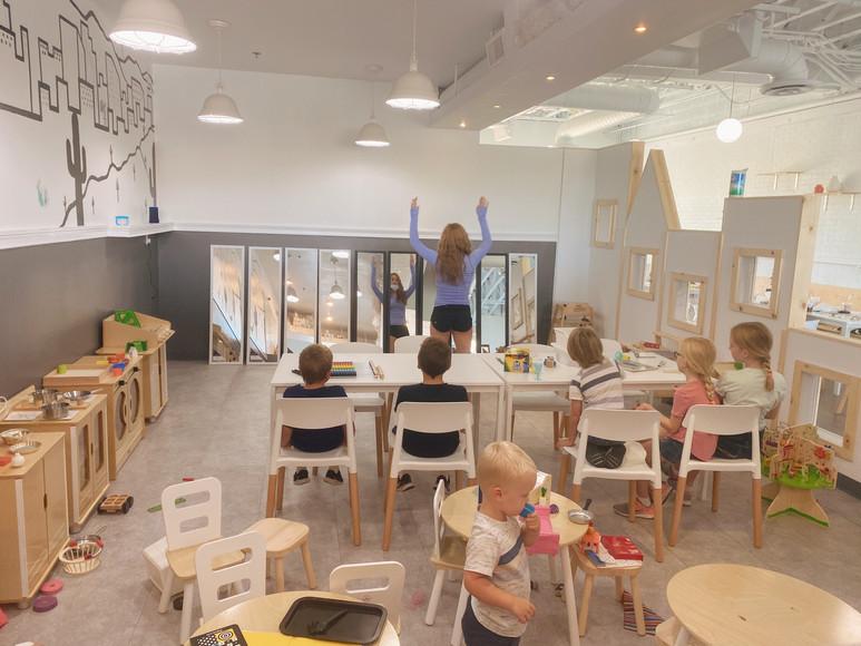 Playspace - Café Au Plait
