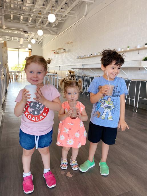 Children - Café Au Plait