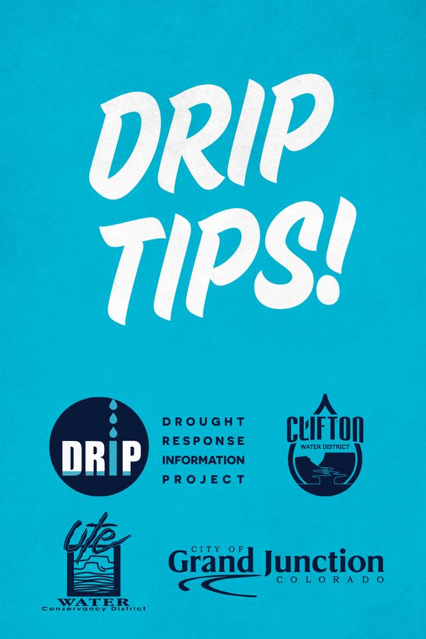 DRIP-Tip-Smart Landscaping