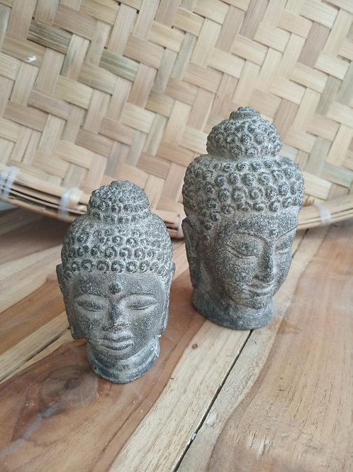 ראש בודהה אבן