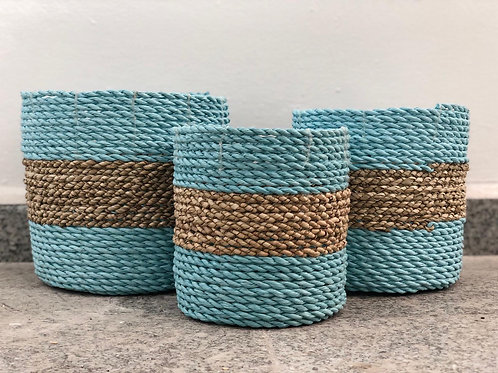 בייבי סלים כחול פטרול טבעי