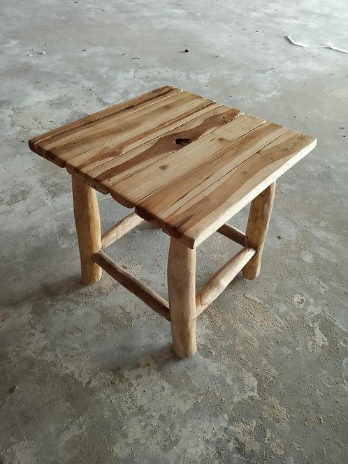 שולחן ענפים טיק