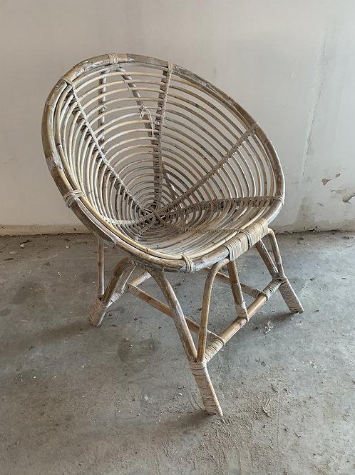 כסא צוף ווש לבן