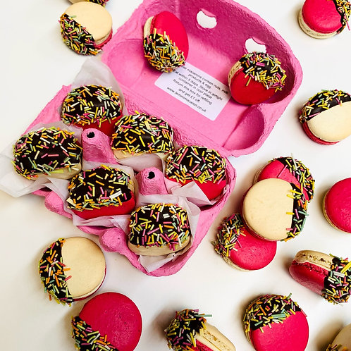 Fab Lolly Inspired Macarons