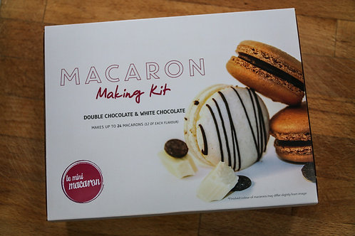 Chocolate Macaron Making Kit