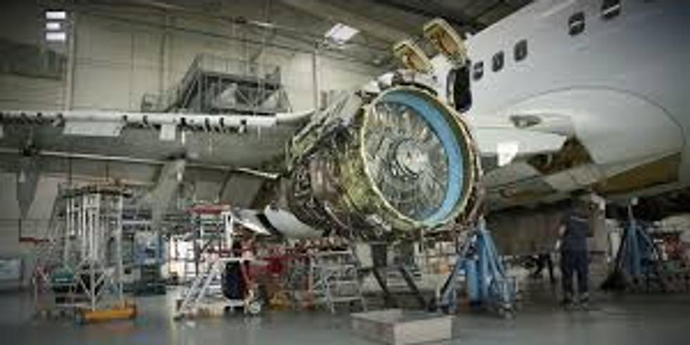 航空之旅 - 德國站 Lufthansa Technik tour, Airbus Factory Hamburg