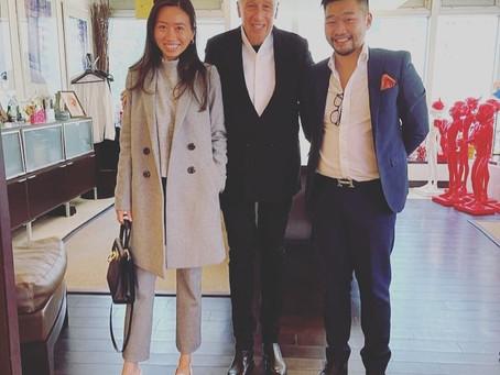 蘭桂坊集團主席盛智文全力支持香港創新發展