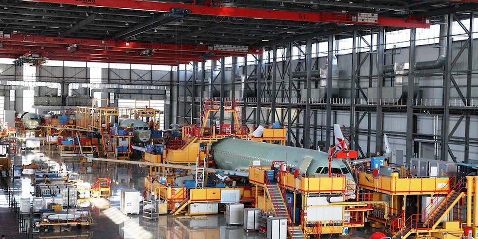 航空之旅 - 中國站 China Aviation Tour - Airbus & Comac Factory Tour, China