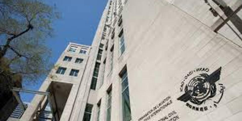 航空之旅 - 加拿大站 ICAO Headquarters Montreal
