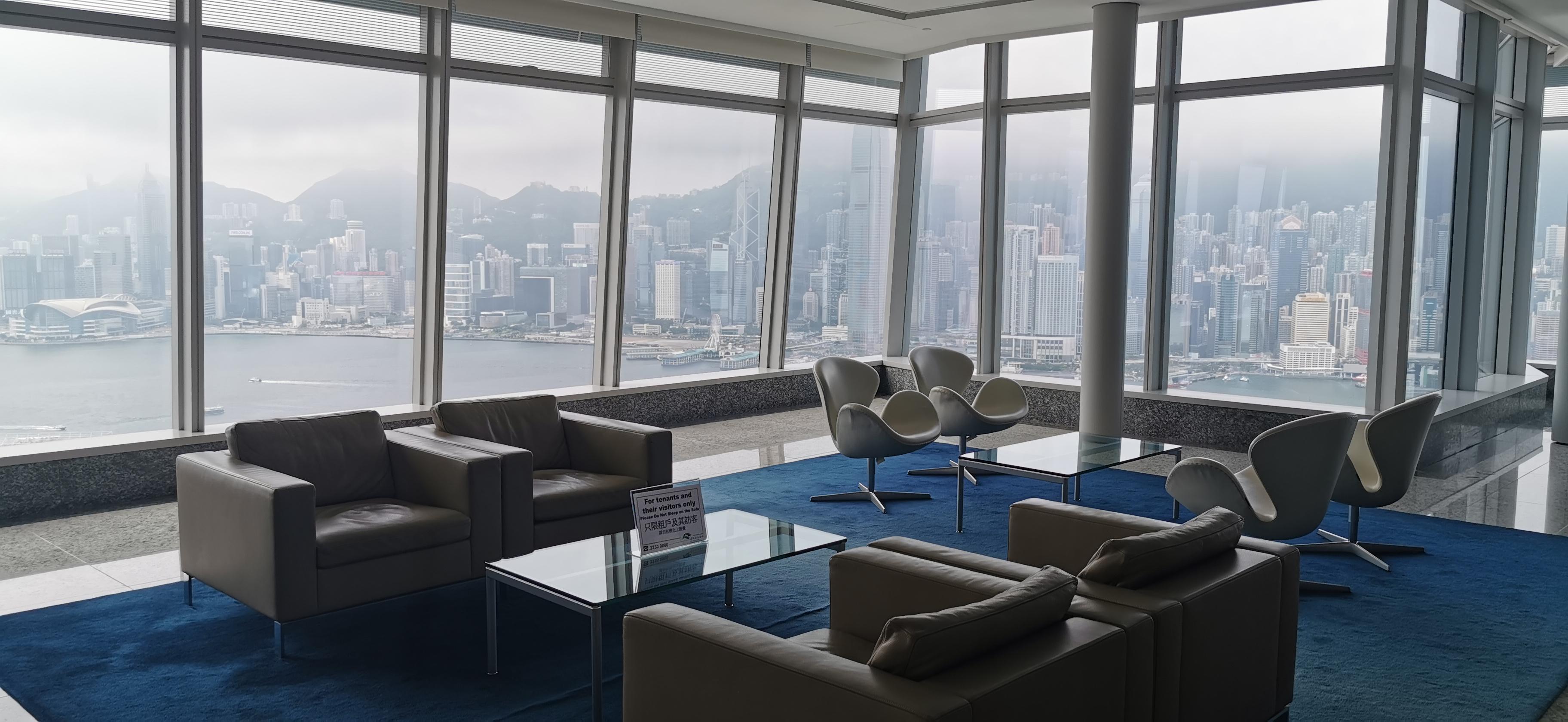 香港專業飛行員協會 ICC 等候處