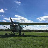 C152訓練飛機