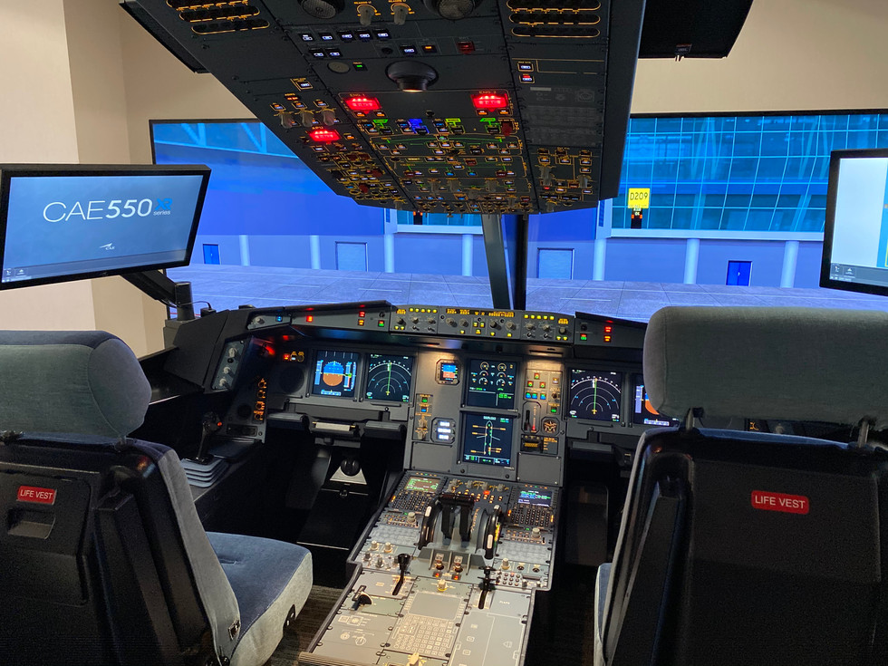 Airbus A330 Fixed Based FTD