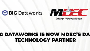 Big Dataworks is now MDEC's Data Technology Partner