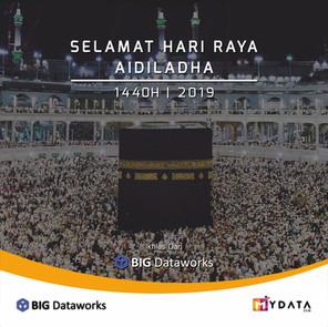 Selamat Hari Raya AidilAdha