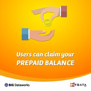 Claim Your Prepaid Balance