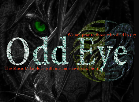 Next *Odd Eye* -January 17th, 2020-       @TOONICE*Takamatu city  -DJ Performance is Odd Eye DJ's-
