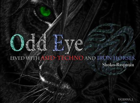 * Odd Eye * Acid HAED DARK TECHNO album