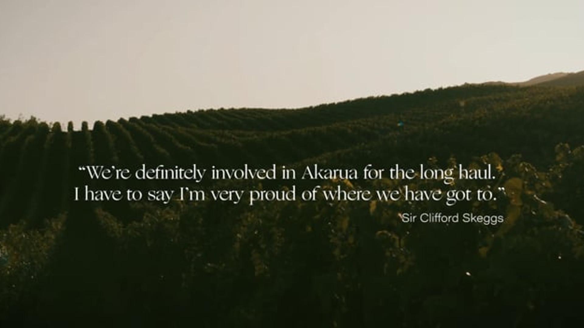 Akarua Wines Brand Film