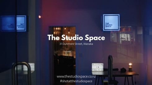 Shot at The Studio Space