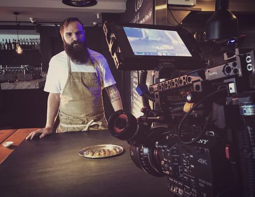 The Film Crew captures the story behind the menu