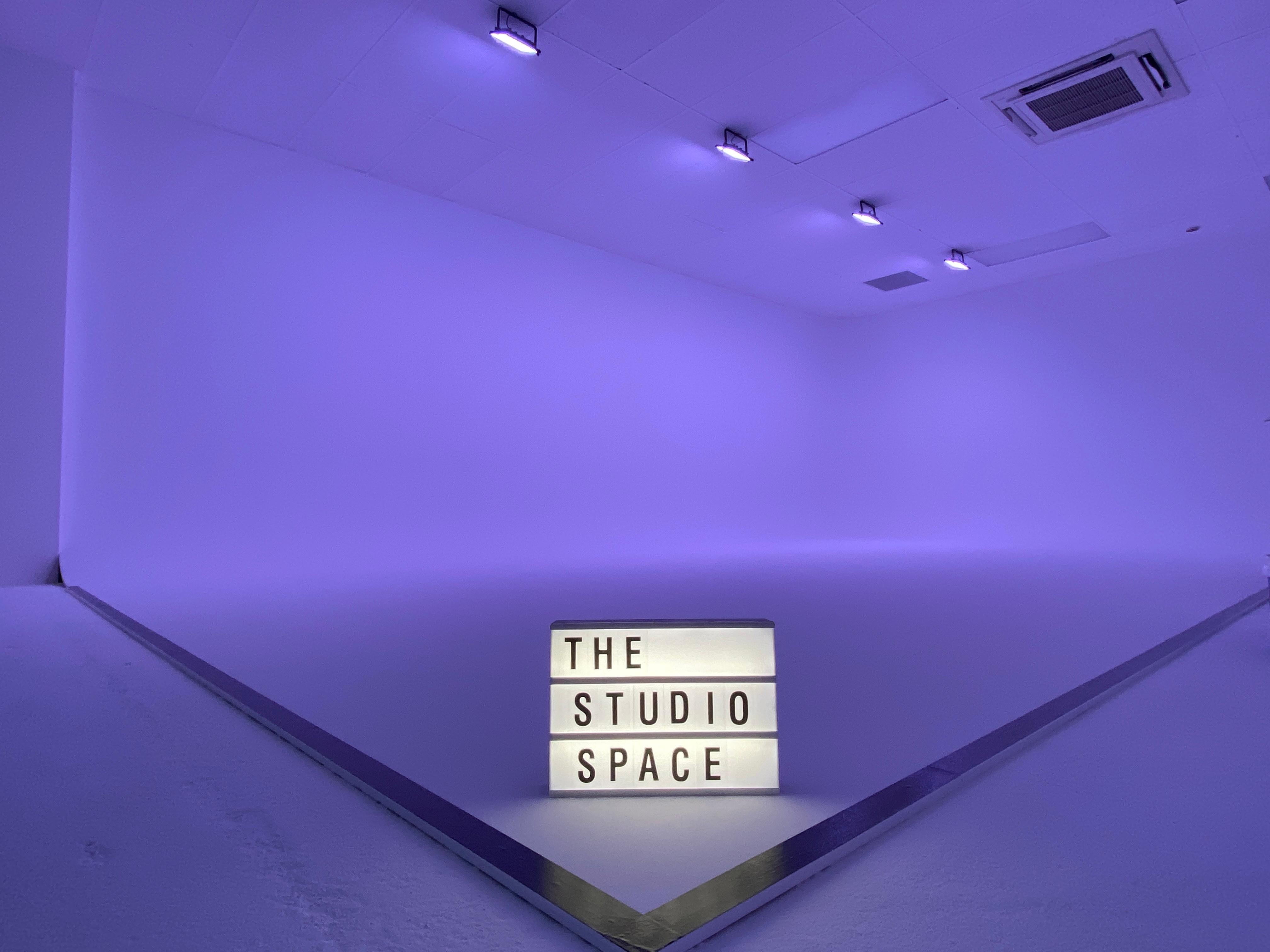 Full Studio Hire - Full day (10hrs)