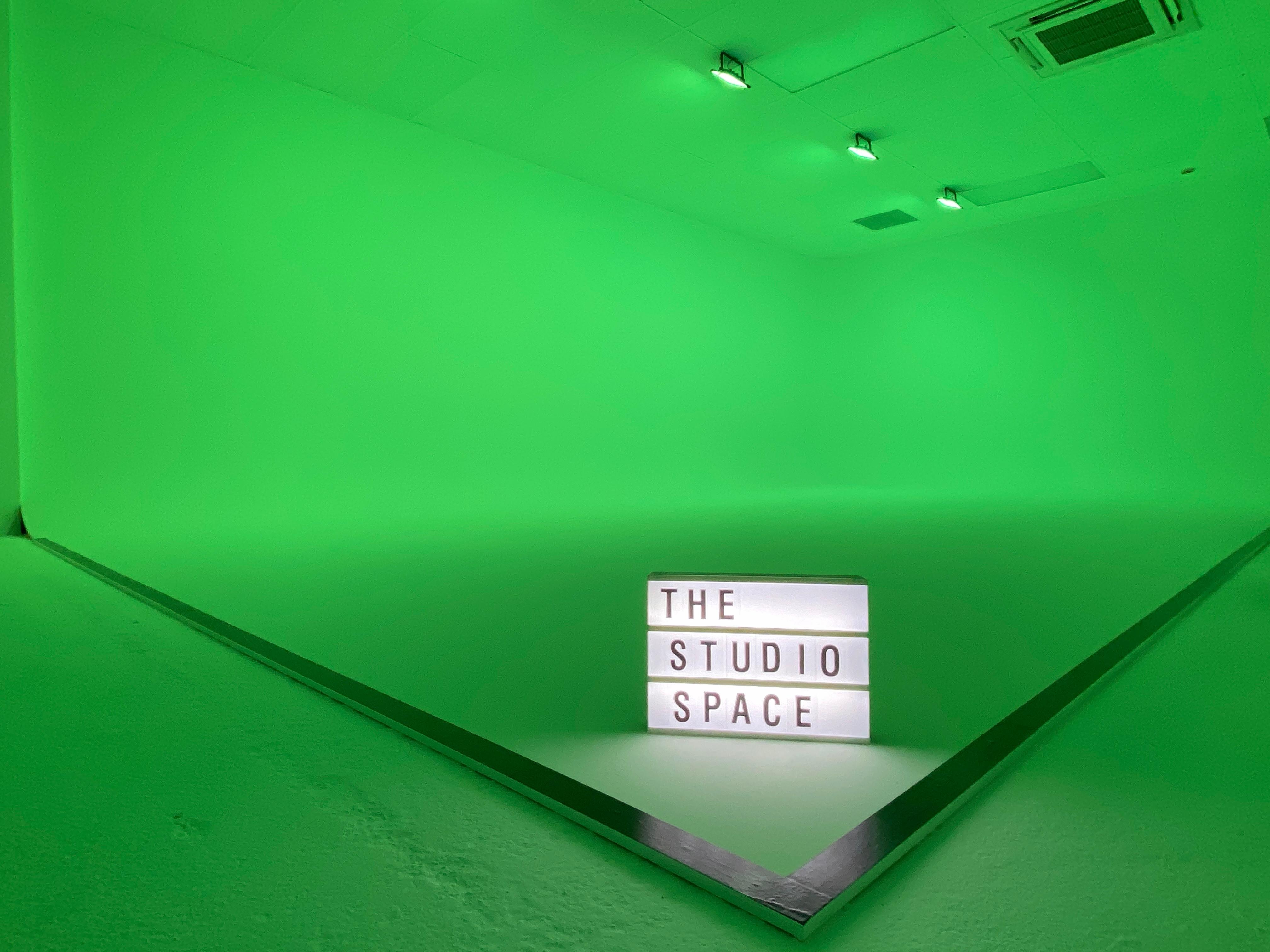 Full Studio Hire - 1hr