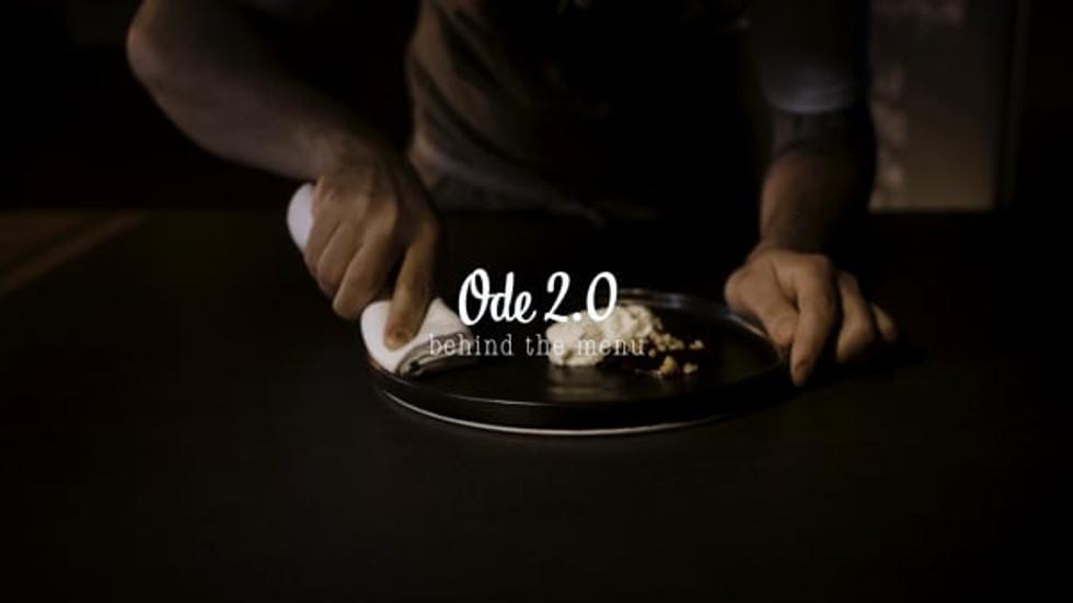 Ode 2.0 Behind the Menu