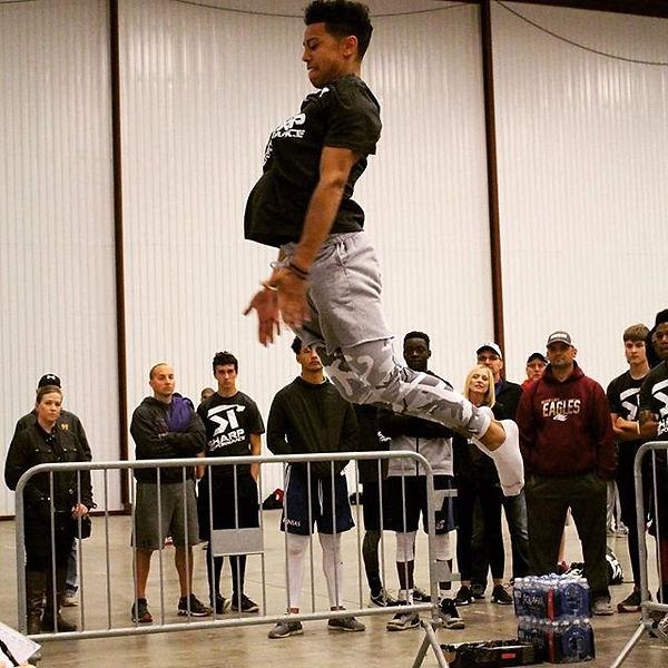 Will anyone beat Dante Jackson's 41 inch