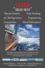 Ultra Yacht Refit Antigua, Marine Services in Antigua & Barbuda.