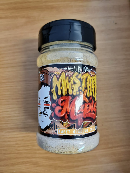 Mustard Maple - Rub - 200g