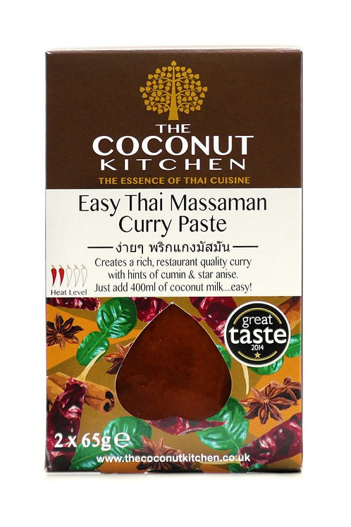 Easy Thai Massaman Curry Paste