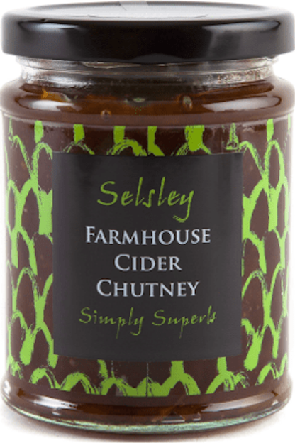 Farmhouse Cider Chutney
