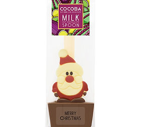 Santa Milk Hot Choc 1