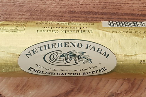 English Salted Butter - 250g