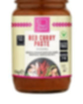 TT - Red Curry Paste